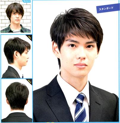 就活ヘアが東京の大学生に評判の理容室COLOR\u0027s,of,hair